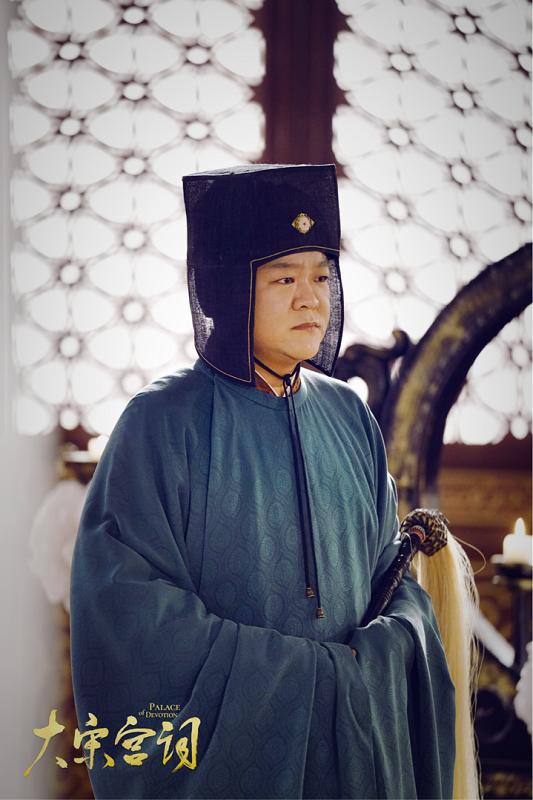 """与李少红导演十年再会 演员王鹤鸣的《大宋宫词》""""陪伴""""之旅"""