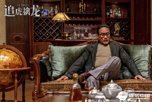 电影《追虎擒龙》曝粤语版预告 四大影帝打造硬核港片