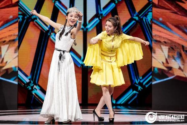 《黄金100秒》改版 宝藏主持维妮娜活力首秀