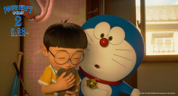 """大雄静香奏响婚礼前奏 《哆啦A梦:伴我同行2》诠释""""最好的守护,永远的同行"""""""