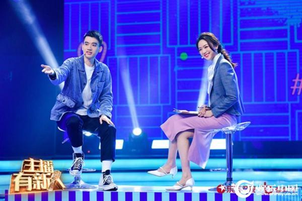 《主播有新人》高高高能预警 新人主播挑战零准备采访王凯