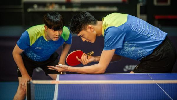 杜双宇:能够参演《荣耀乒乓》是我一生的荣幸