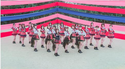 AKB48 Team SH始支总选单弯《借口而已Maybe》MV正式上线