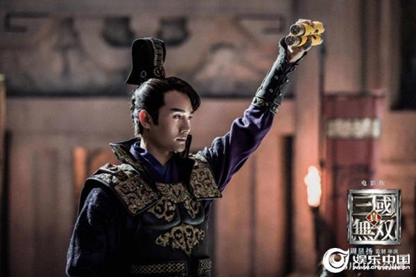 《真·三国无双》获游戏版权方赞赏 古天乐王凯领衔演绎年轻化三国故事