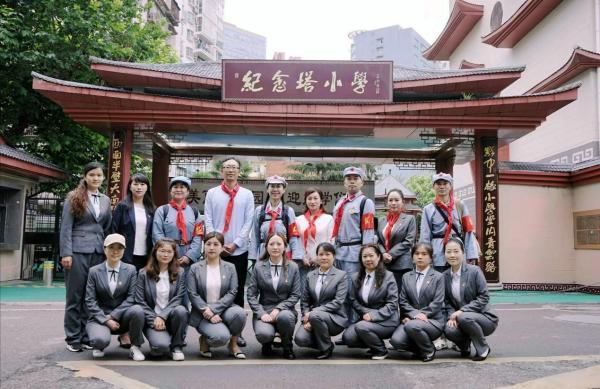 电影《红色往事》走进贵州理工学院、纪念塔小学公益放映