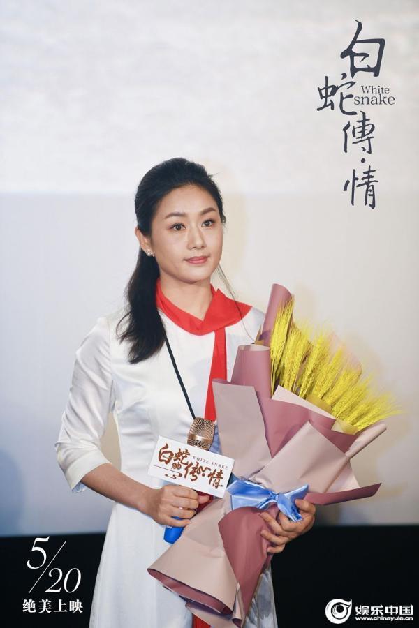 """传承经典拥抱年轻 粤剧电影《白蛇传·情》""""520""""全国热映"""