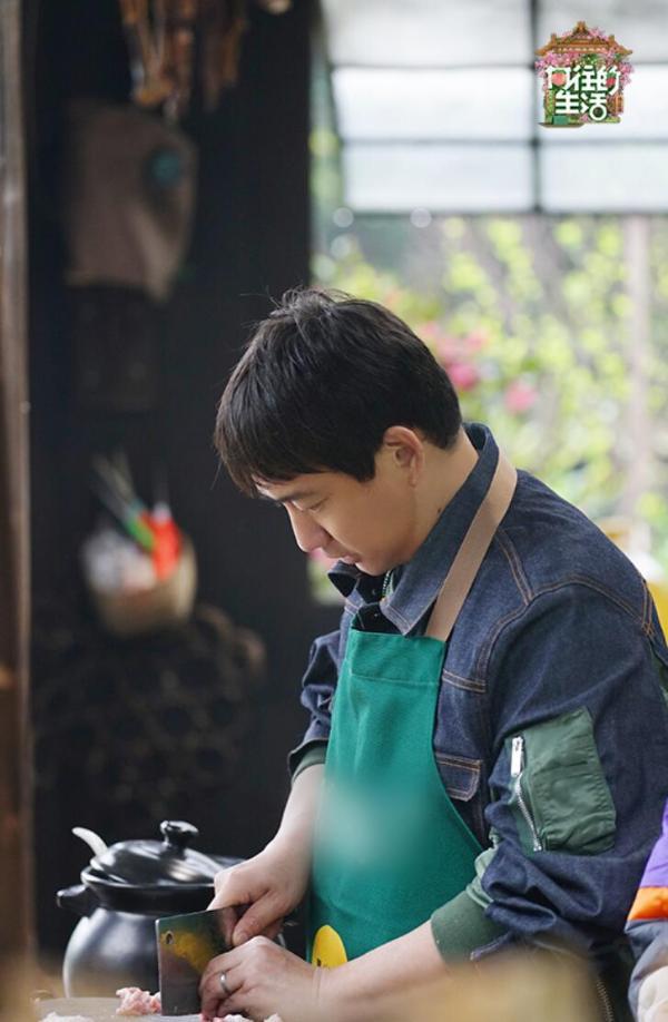 《向往5》网友为张艺兴掏鸡蛋打call 杨紫玩起新游戏