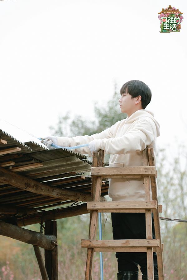 《向往的生活》第五季刘晓邑被叹好能干 黄磊凌晨两点抢购谈中国人的八大原谅