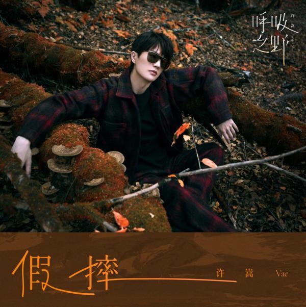 2021许嵩第8张全创作专辑《呼吸之野》 曲目《假摔》5月10日正式发行