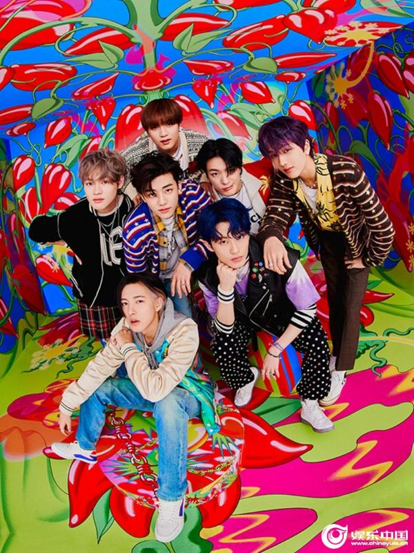 "NCT DREAM强烈的""味""首张正规专辑一经公开便横扫全球排行榜榜首"