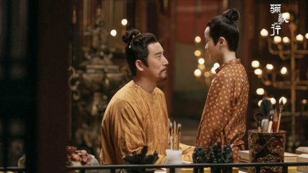 《骊歌行》今晚会员收官 傅柔盛楚慕携手破局引期待