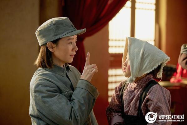 """革命历史剧《啊摇篮》即将登陆广东卫视 海清重现革命""""带娃战线""""的峥嵘岁月"""