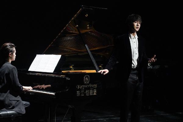 青年歌手刘彬濠首场个人音乐会圆满结束歌唱实力备受肯定