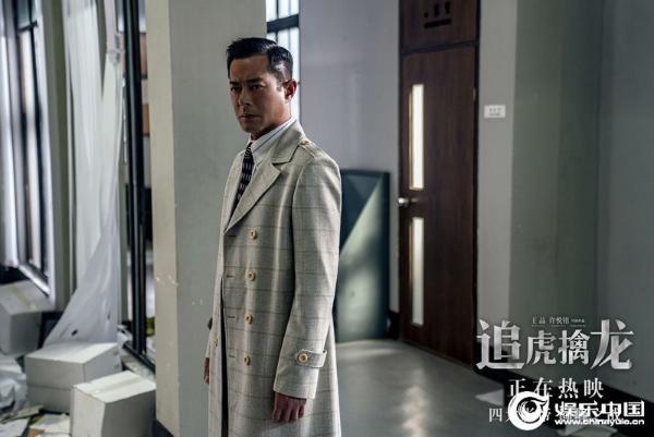 """电影《追虎擒龙》曝""""全员影帝""""特辑 影帝飙戏观众直呼过瘾"""