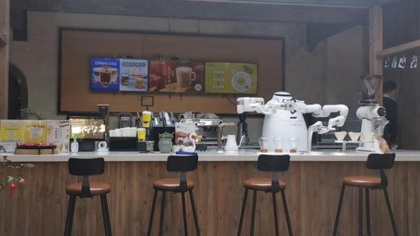 第四届数字中国建设峰会福州举行 咪咕咖啡开启5G新体验