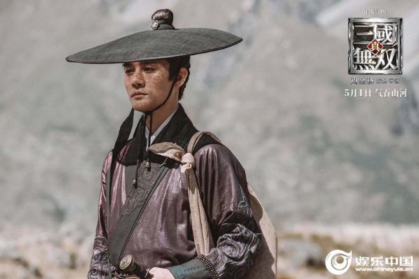 中国式超级英雄登场 《真·三国无双》热血感染观众