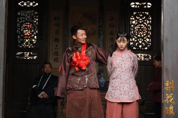 贺雨禾、阳博主演电影《梨花镇》入围上海国际电影节