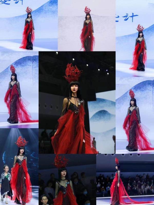 杭州国际时尚周:梦的花园—2021弥加设计专场,梦幻来袭