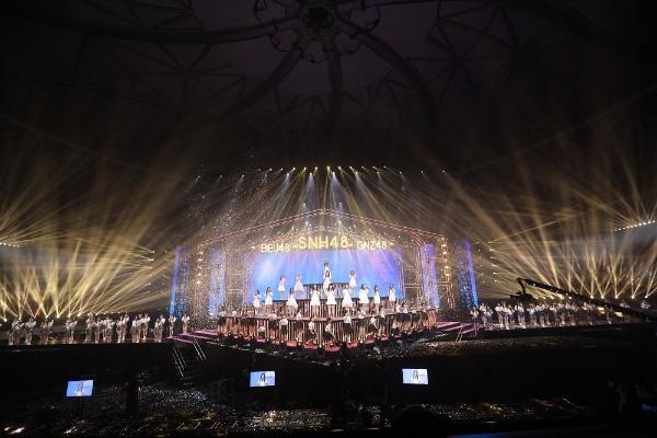"""""""世界的48种可能""""SNH48 GROUP第八届年度总决选正式启动"""