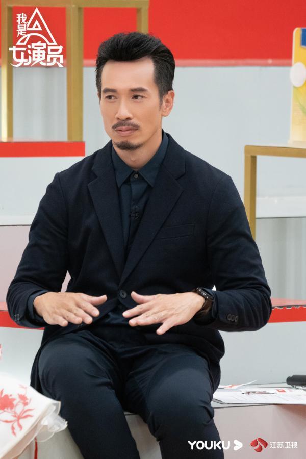"""《我是女演员》致敬TVB经典《公主嫁到》 新人女演员""""怒怼""""陈豪"""