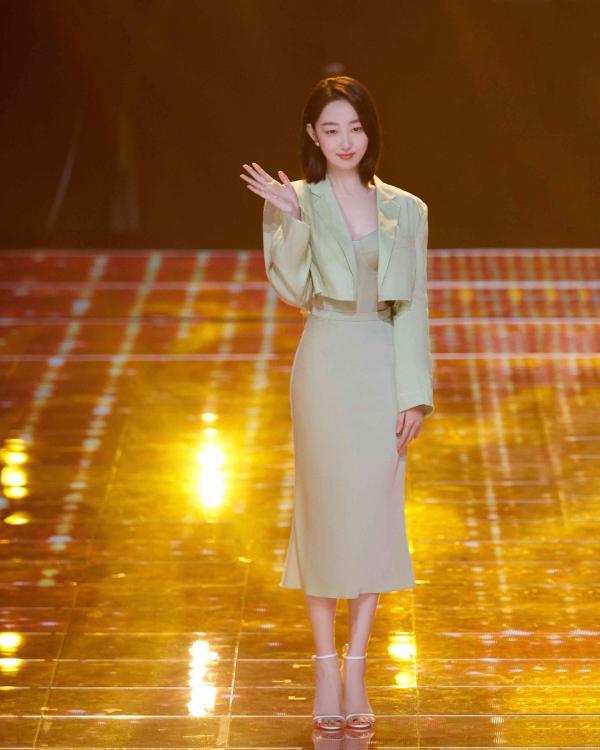 蔣夢婕五四青春歌會 話劇《信念》展露表演實力