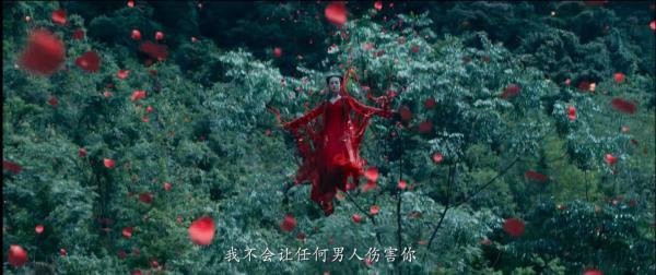 聊斋电影《奇花记》发布先导预告片 茅子俊爱上花妖姐妹