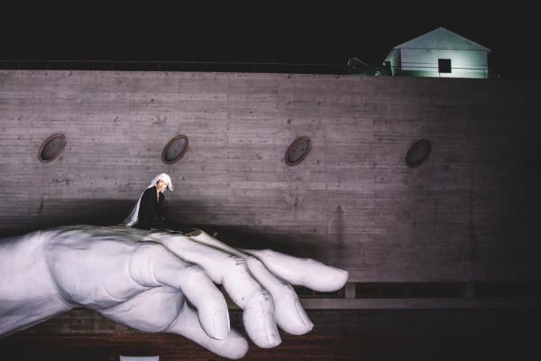 打破界限 阿那亚戏剧节让戏剧走进生活