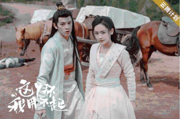 《这丫环我用不起》热播 郑湫泓王润泽共辟商路事业爱情两手抓