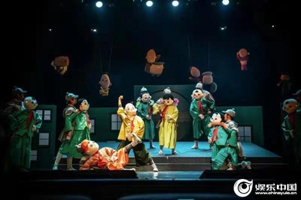 戏动童心 萌动天府——第十届中国儿童戏剧节成都分会场开幕了