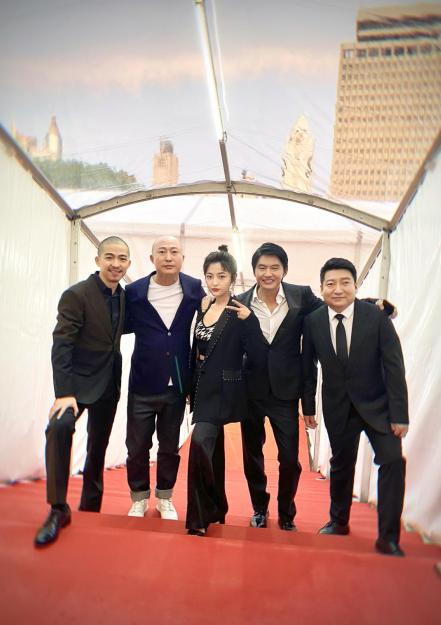 郭月携新作《东北虎》亮相上海国际电影节,步履不停,拒绝被定义