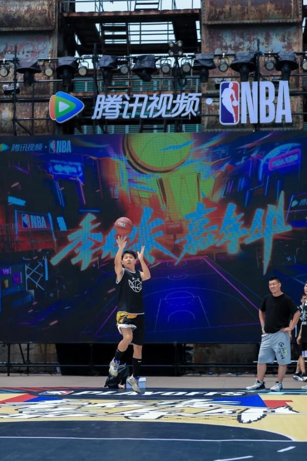 腾讯视频NBA季后赛嘉年华:一场属于球迷的夏日狂欢