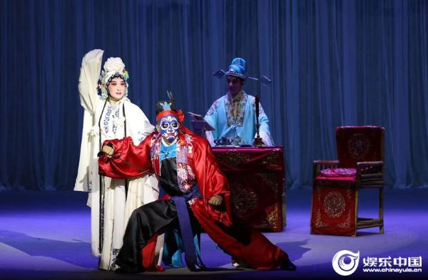 当代川剧名家名戏精品展演 四川省川剧院剧场成功举办