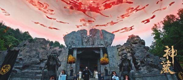 《神墓》定档7月4日爱奇艺上映 失忆战神转世大战魔道玄祖
