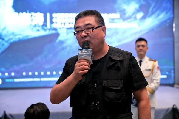 大国有重器!《重器2069》启动仪式暨新闻发布会在青岛举行