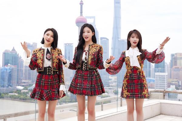 SNH48携手彩虹合唱团唱响 《红星歌》 庆祝建党百年华诞
