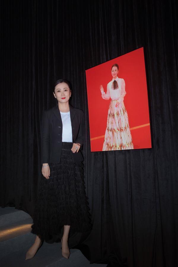 """赵涛荣获上海电影节""""年度女性电影人""""特别荣誉 出席""""她影时代""""对谈活动"""
