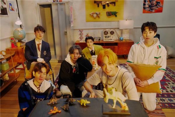EXO特别专辑上线酷狗,感受5首豪华单曲的魅力狙击