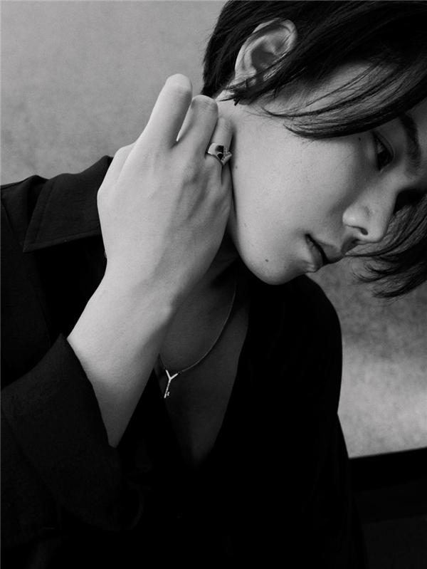 国际配饰品牌EAST ICE携手杨宇腾YU带来全新Lock YU Heart系列