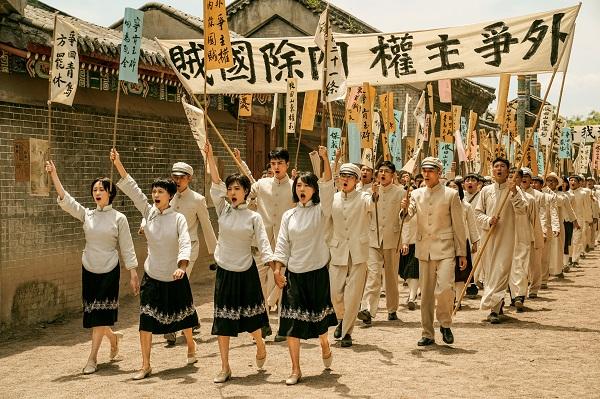 """青春铸就中国""""新生"""",电影《1921》回望初心激荡共鸣"""