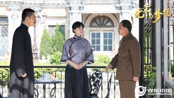 广东卫视《光荣与梦想》将播恢弘展现中国革命光荣历程