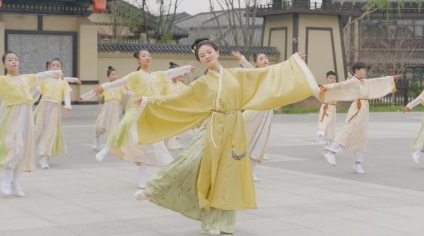 央视频《国风运动会》再现传统运动的飒与美