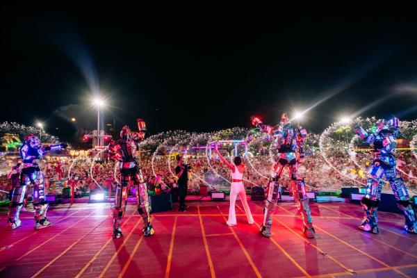 长隆水上电音节主题曲《FUN TONIGHT》混音决赛盛大开幕