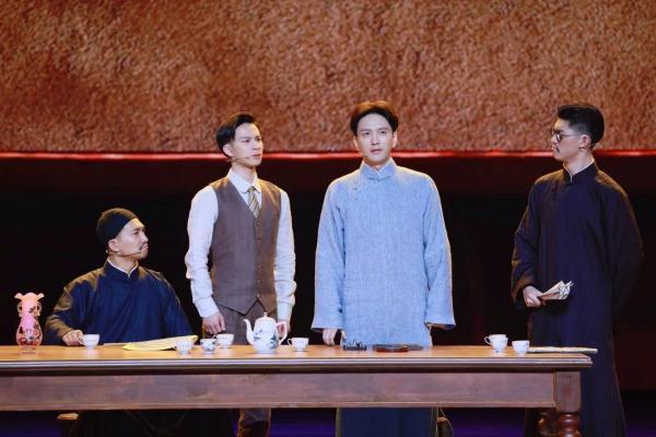 王仁君电影《1921》热映 票房破3亿口碑不俗