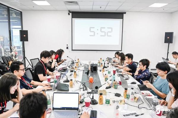 2021艾菲奖意见领袖营销专场初审会成功举办 神谷文化CEO娄理畅发言致辞