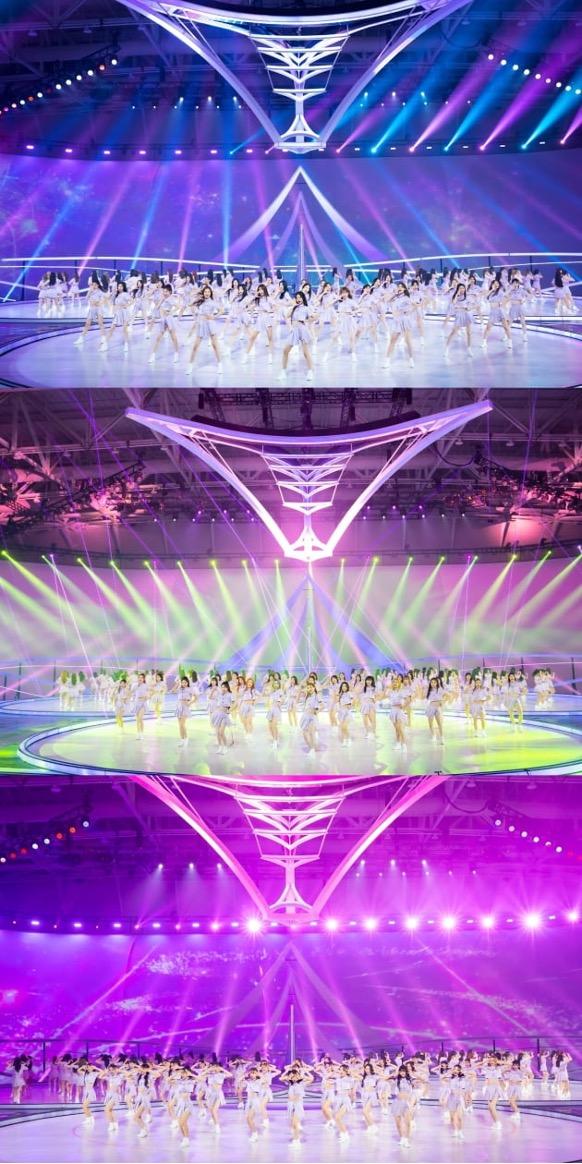 Mnet 《GIRLS PLANET 999:少女们的盛典》99人版本主题曲舞台'O.O.O'通过 'MCOWNTDOWN'公开舞台!