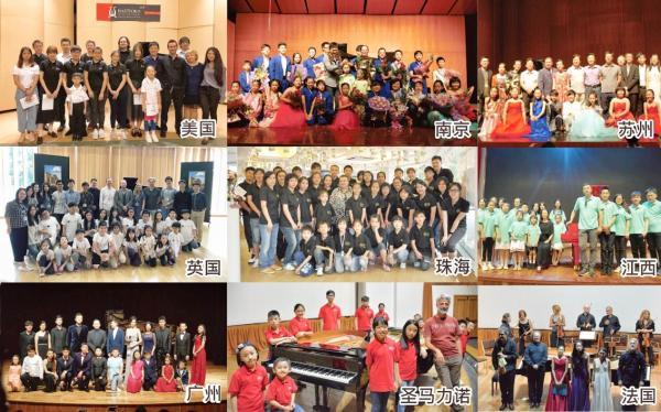 国际评委亮相第十一届香港金紫荆国际青少年钢琴音乐节众望所归