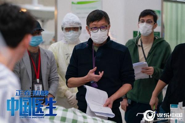 刘伟强挑战从影最难拍的一部戏:医学顾问可在现场随时喊cut