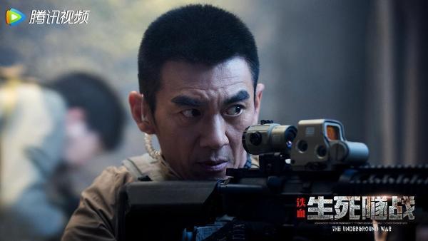 电影《铁血:生死隧战》今日上线 任天野丁海峰双雄对决 演绎地底末世之战