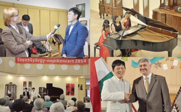 第十一届香港金紫荆国际青少年钢琴音乐节盛装启航