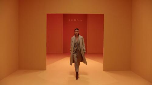JORYA 2021年首个线上时装秀惊喜发布